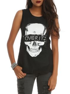 Hot Topic..I'm Over It!