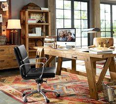 Hendrix Large Smart Technology™ Desk | Pottery Barn