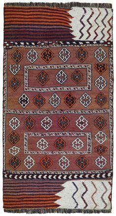 Kilim Sumak - Qashqai 170x92 - CarpetU2