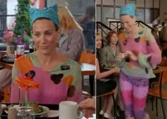"""""""Hot Child in the City"""" Season 3, Episode 15 #satc #mr.big #carrie #sjp"""