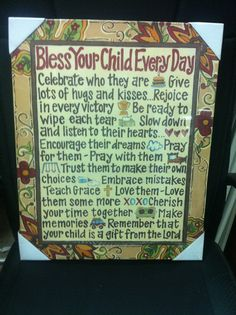 Love this for any child's room.