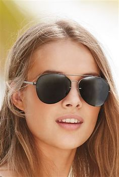 Everyone needs a pair of aviators in the spring/summer months!