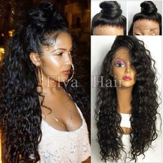 Lace Frontal Wigs Girls With Curly Short Hair Curly Pompadour Best Women Curly Wigs Long Curly Hair Undercut Male Undercut Curly Hair, Undercut Hairstyles, Curly Wigs, Short Curly Hair, Human Hair Wigs, Weave Hairstyles, Curly Hair Styles, Natural Hair Styles, Wig Styles