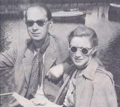 Philip Larkin and Monica Jones