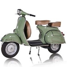1966 Vespa by the Genuine Scooter Co. - American Made