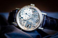 Haute Complication: Breguet Tradition 7087 Minute Repeater Tourbillon