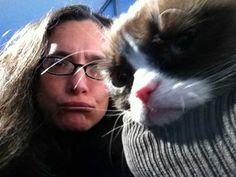 I Met Grumpy Cat, and Now My Life Is Complete!   Catster