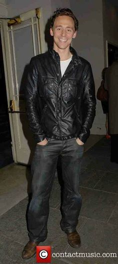 ~Tom at the Cause Celebre Press Night at the Old Vic Theatre in London 3/29/11~