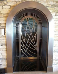 Exquisite work by DEC Fabricators Entrance, Doors, Tall Cabinet Storage, Entry Doors, Home Decor, Grand Entrance, Settings, Mirror