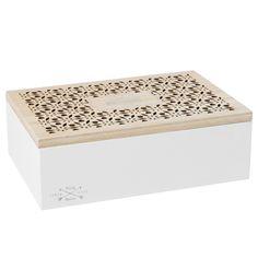 Boîte à bijoux imprimée