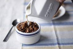 cocoa hazelnut granola