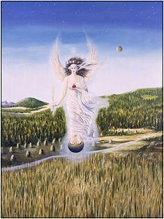Vierge de Paul Whitehead