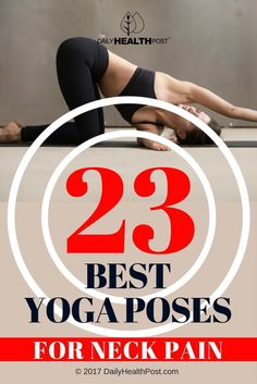 23 Easy Yoga Poses That Loosen Up Tight Muscle Knots for Neck Pain Relief Lower Back Pain Symptoms, Lower Back Pain Remedies, Severe Lower Back Pain, Lower Back Pain Relief, Neck Pain Relief, Relieve Back Pain, Hip Strengthening Exercises, Back Pain Exercises, Neck And Shoulder Pain