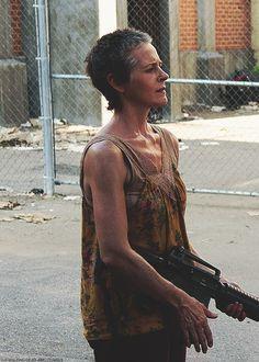 The Walking Dead. Carol Peletier