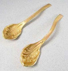 Michaud Michael - Art de la table - radicchio Spoon Set