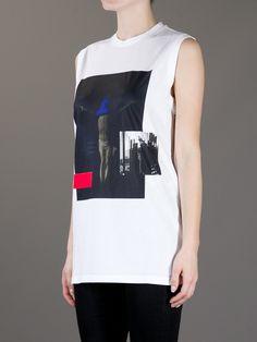 Givenchy Printed Vest - Degli Effetti Women - farfetch.com