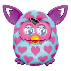 O Furby voltou com visual repaginado e com novas cores (Foto: Divulgação)