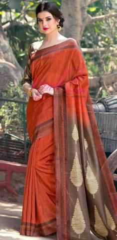 http://www.nool.co.in/product/sarees/jute-silk-saree-rust-geometric-surat-printed-sf3016d16091