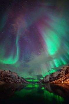 Northern lights in Tromsø, Norway - sublimevacation.comsublimevacation.com