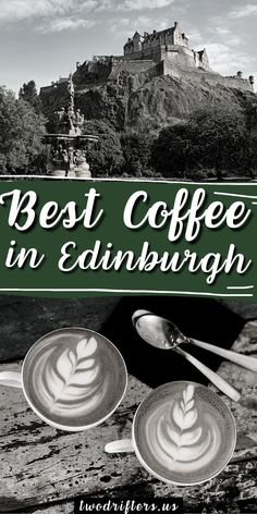 Amazing coffee, Internet for all. For the most delicious and best coffee shops in Edinburgh, you'll love these great WiFi friendly locations. Hipster Coffee Shop, Best Coffee Shop, Coffee Shops, Coffee Love, Backpacking Europe, Europe Travel Tips, Coffee Around The World, Around The Worlds, Coffee Shop Aesthetic