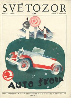F1 Posters, Art Deco Car, Mini Trucks, Car Advertising, Old Signs, Retro Cars, Eastern Europe, Brochures, Old Cars