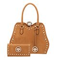 Diamond Chic Handbag with the Diamond Click also in Black with matching wallet!!  Consultant #3594
