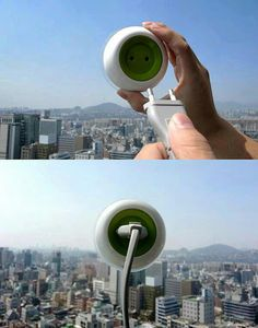 Simple Ideas That Are Borderline Genius (Geek Edition) – 27 Pics. This is a solar powered window outlet. Solar Energy, Solar Power, Renewable Energy, Cool Stuff, Awesome Things, Random Stuff, Simple Things, Funny Things, Take My Money
