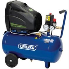 Draper 05635 24-Litre 110V 1.1kW Oil-Free Air Compressor Draper http://www.amazon.co.uk/dp/B007L1I8FU/ref=cm_sw_r_pi_dp_IGk4wb027R30M