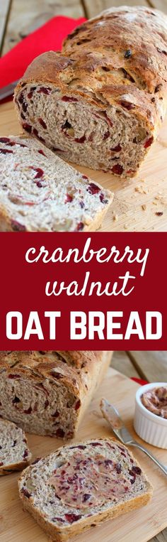 Chewy, crunchy, and unbelievably satisfying, this awesome oat bread might just become your new favorite. It's amazing toasted! Get the recipe on http://RachelCooks.com!