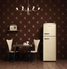 1000 images about gorenje retro on pinterest retro for Kühl gefrierkombination gorenje retro