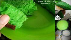 Bunda pasti sudah pernah denger dong kue bika ambon? Bika ambon ini makanan yang khas dari Indonesia dan dibuat dari bahan telur, gula, sant... Indonesian Desserts, Lettuce, Celery, Mixer, Baking, Vegetables, Ethnic Recipes, Food, Cheese
