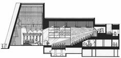Resultado de imagen para movie theater building architecture