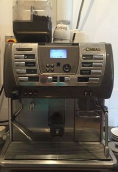 La #cimbali #automatic bean to cup #coffee machine ,  View more on the LINK: http://www.zeppy.io/product/gb/2/131870255439/