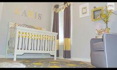 Yellow n gray theme