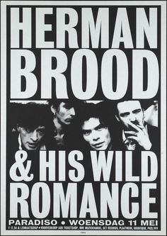 Herman Brood and his Wild Romance
