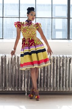 Chic & Hot! Kaela Kay's Spring Collection - Wedding Digest Naija