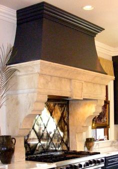Architectural elements using cast stone for your home