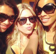 Vanessa, Mollie and Rochelle
