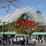 Six Flags Magic Mountain California