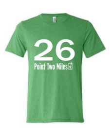 Marathon sirt for men's 26.2 miles THEY HAVE 20% OFF THIS WEEKEND   CODE: 20offshirt