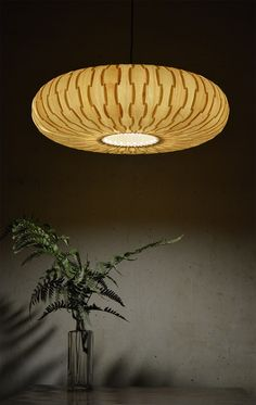 Hanging Pendant Lighting,Beautiful NEST Pendant Lamp, Made Of Real Chinese  Ash Veneer,unique Design Pendant Lighting Hanging Lamp | Hanging Pendants,  ... Amazing Design
