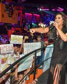U sklopu nastupa letnje sezone, koja je sinoć završena nastupom u Orašju…