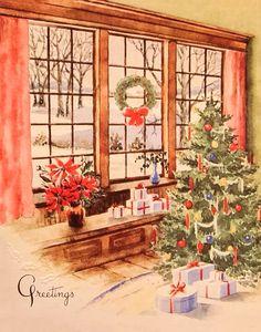 The Christmas Season.