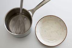 Een handig basisrecept voor afdekgelei. Afdekgelei gebruik je bijvoorbeeld bij het decoreren van fruitvlaaien en fruitsloffen.  - www.meelvandemolen.nl -