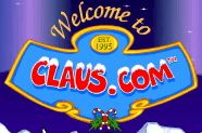 CLAUS.COM is one of the most popular Christmas sites on the web.