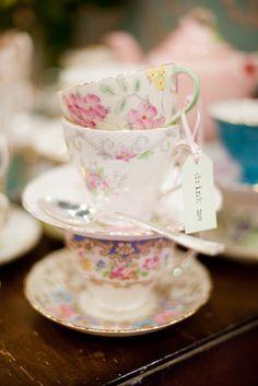 lovely teacups