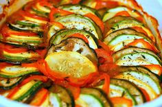 La Ratatouille es una receta provenzal muy popular en Francia, es ideal para los pineadores vegan...