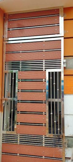 Steel Grill Design, Grill Gate Design, Steel Gate Design, Iron Gate Design, Window Grill Design, House Gate Design, Main Door Design, Wall Design, Latest Gate Design