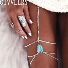Vintage Boho Joias Antique Silver Turquoise Leg Chains Multilayer Sexy Thigh Body Chain Necklaces Women Collier Beach Jewelry //Price: $8.00 & FREE Shipping // Get it here ---> http://bestofnecklace.com/vintage-boho-joias-antique-silver-turquoise-leg-chains-multilayer-sexy-thigh-body-chain-necklaces-women-collier-beach-jewelry/    #jewellery