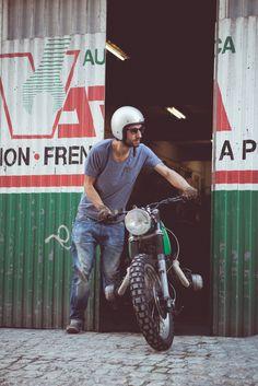 LE CONTAINER: La Raiz Motorcycles dav.